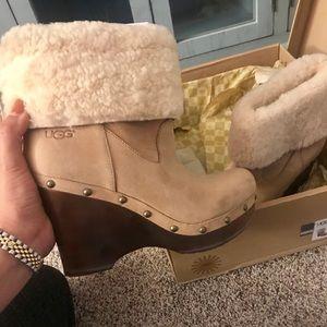 UGG boots - Carnagie Wedge